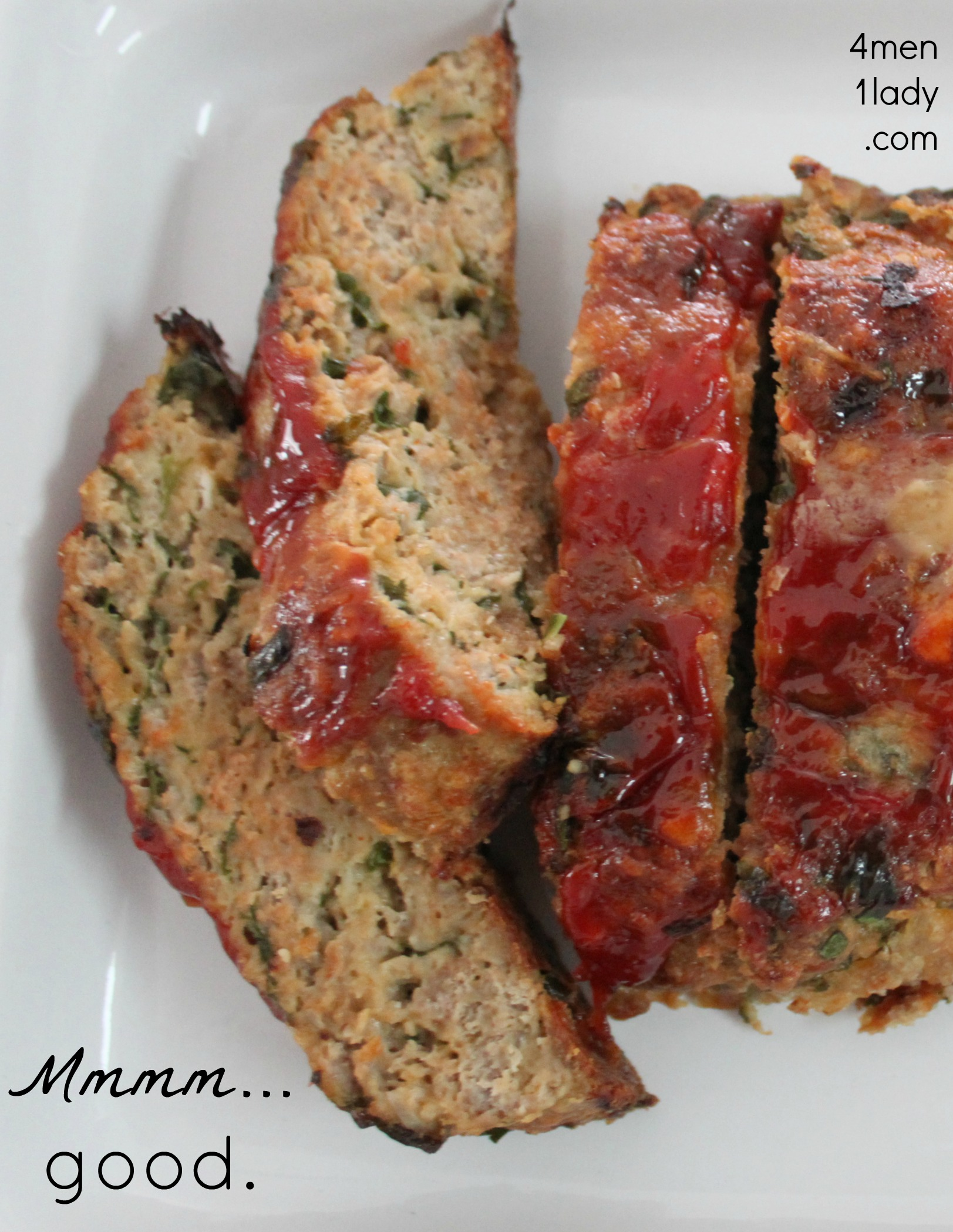 Foodie Friday – Easy turkey meatloaf.