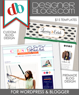 Custom Blog Design, Blog templates 