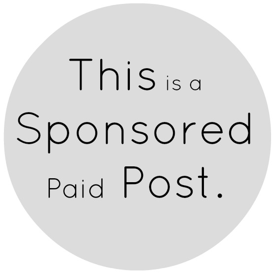 Sponsored paid post logo