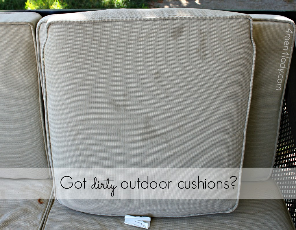 How To Clean Outdoor Cushions And A 250 Gift Card Giveaway