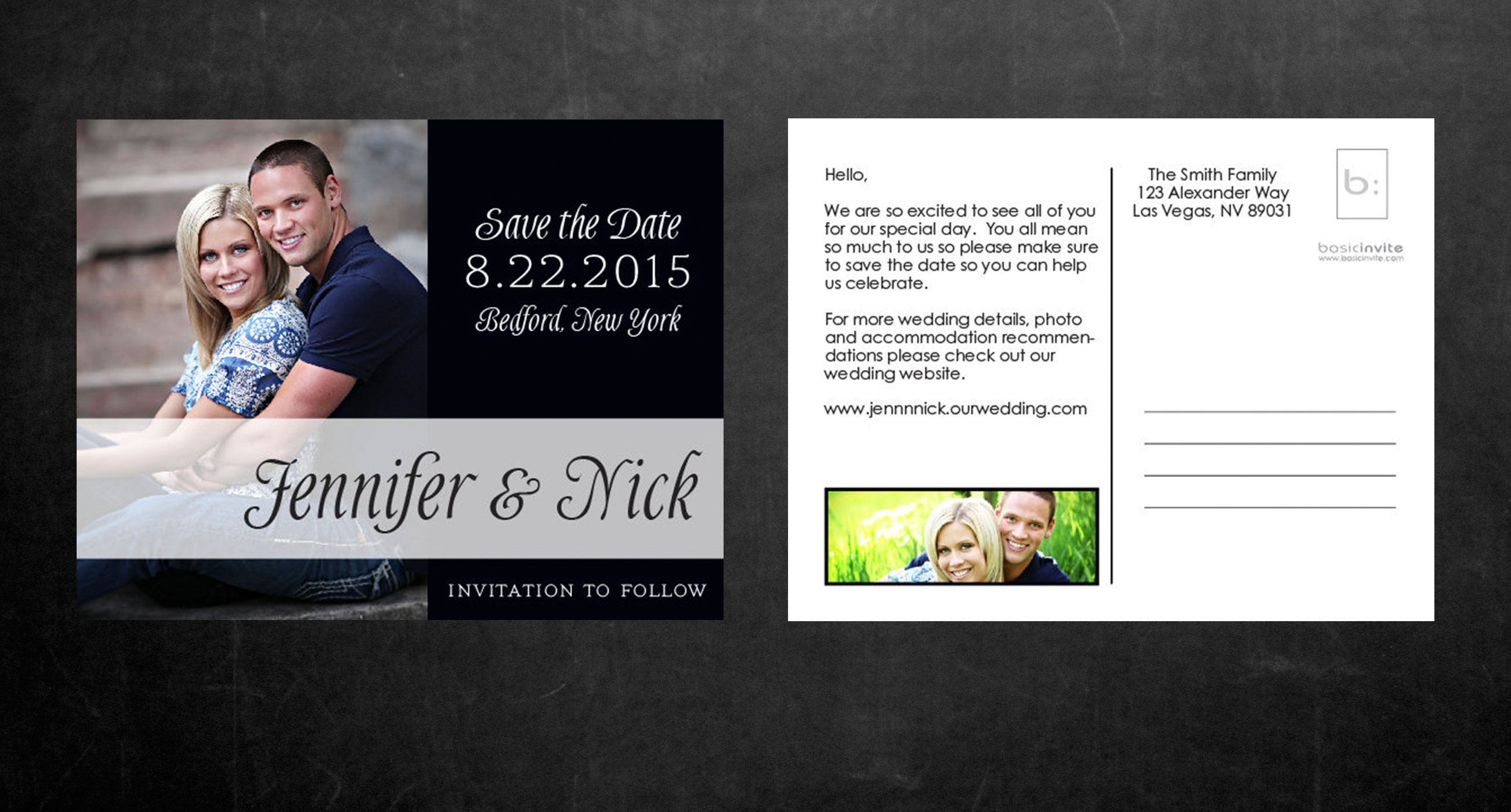 savethedatepostcardsavethedate – Wedding Save the Date Postcards