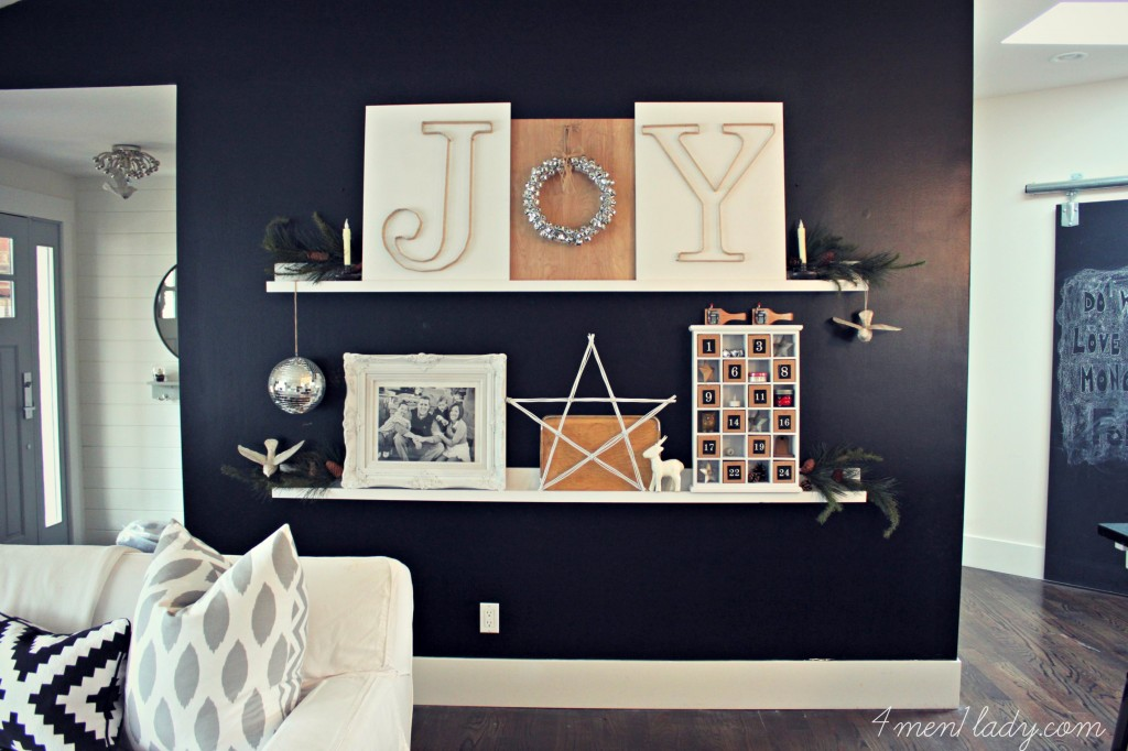 Gallery Wall Shelves diy gallery wall shelves pt 1 | everything emelia