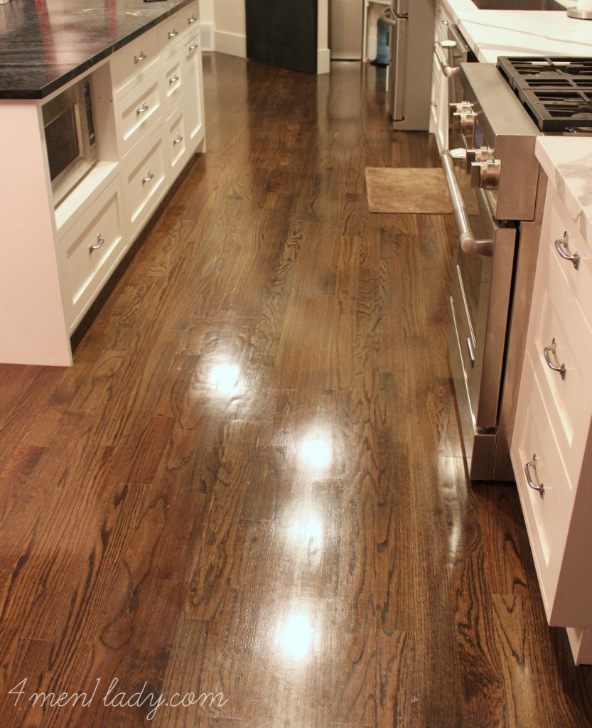 Oak Flooring In Kitchen Reviewing My Own House Wood Floors