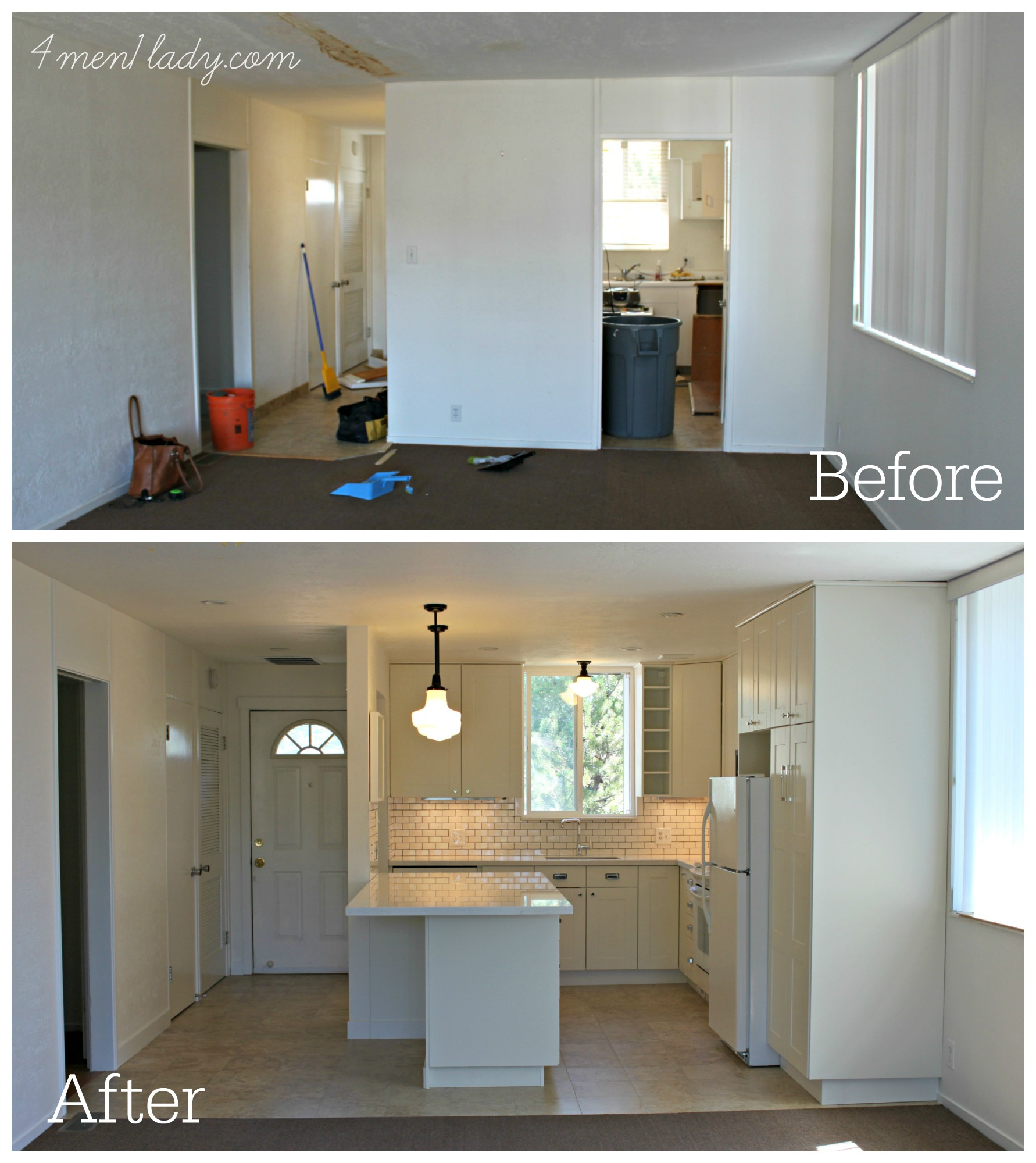 Condo Rental Renovation