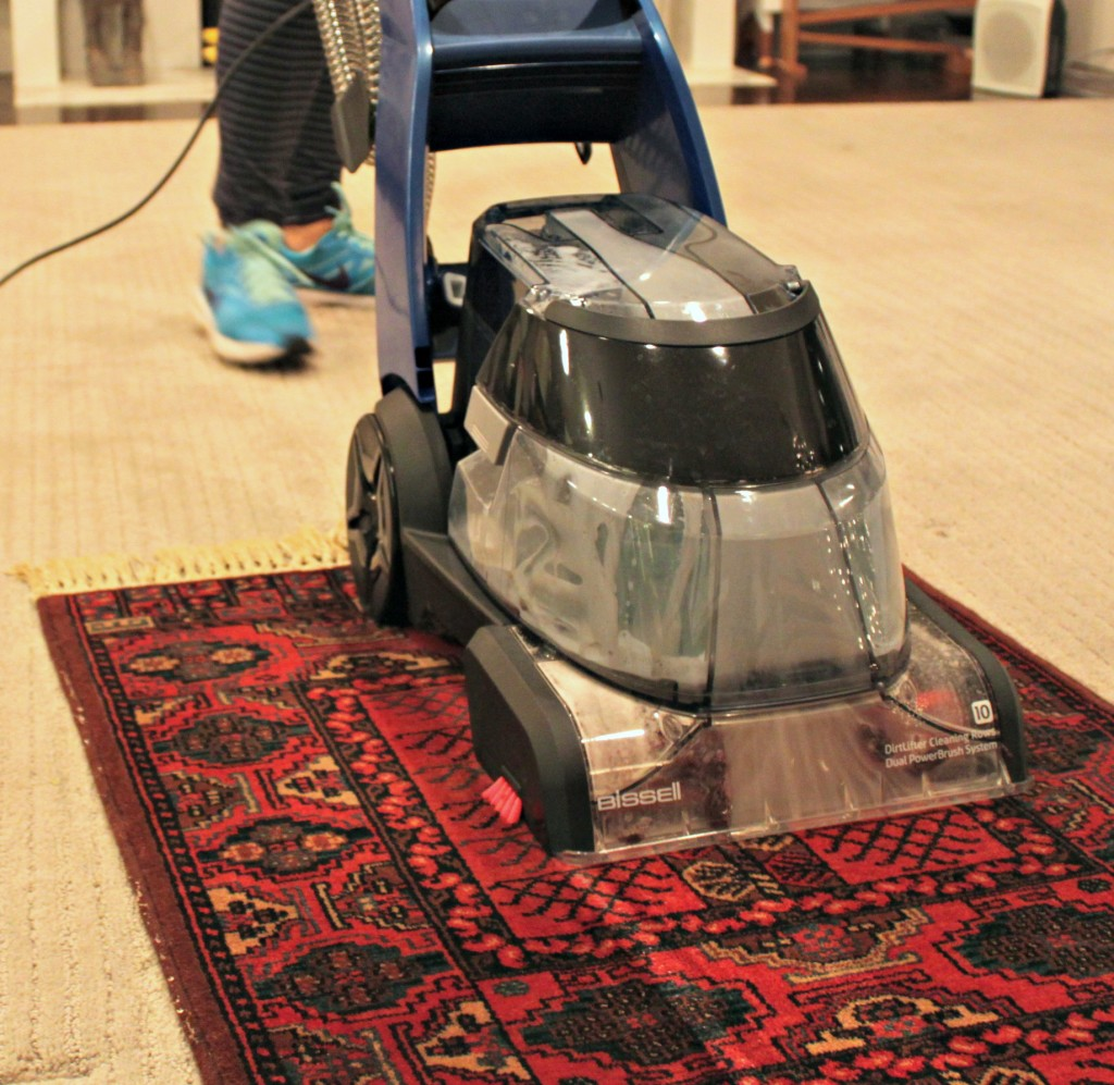 Keeping Your Carpets Bissell Clean Bissell Upright Giveaway