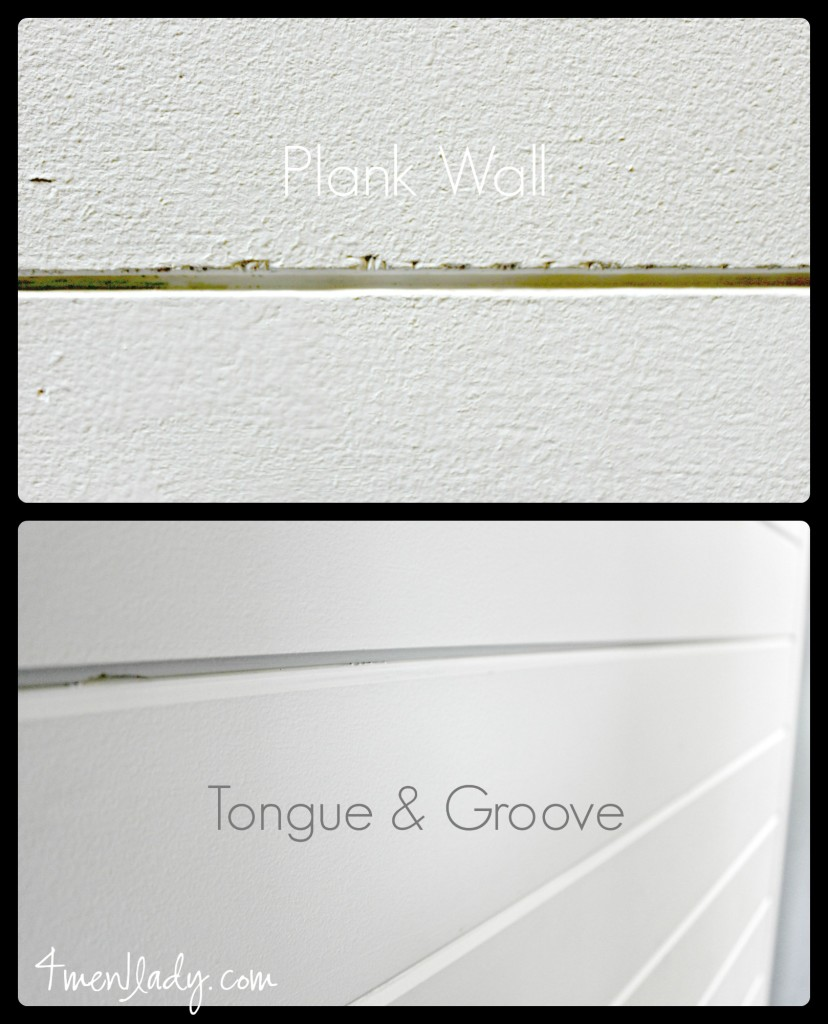 Plank vs. Tongue & Groove