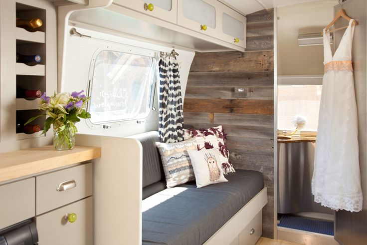 Renovated Trailers Travel Trailer Remodel 22