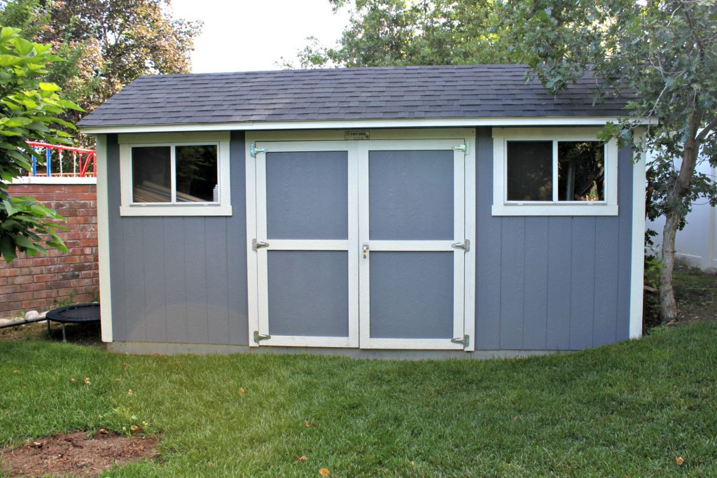 Plans for the shed for Tuff sheds