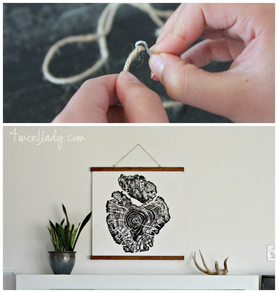 Hang a picture
