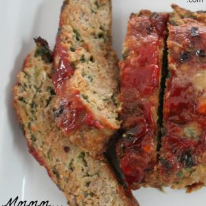 Foodie Friday - Easy turkey meatloaf.